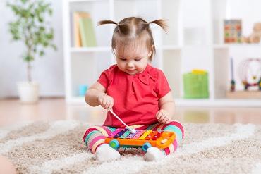 Music Workshop for Infants