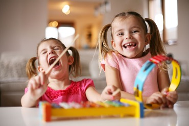 Music Workshop for Toddlers