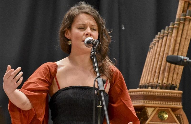 Folk Vocal Lessons