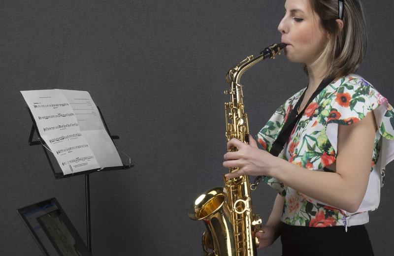 Private Saxophone Lesson