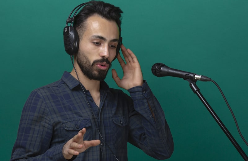 Persian Vocal Lessons