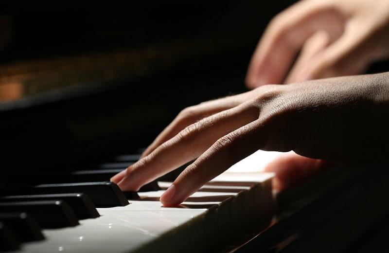 Private Piano Lesson