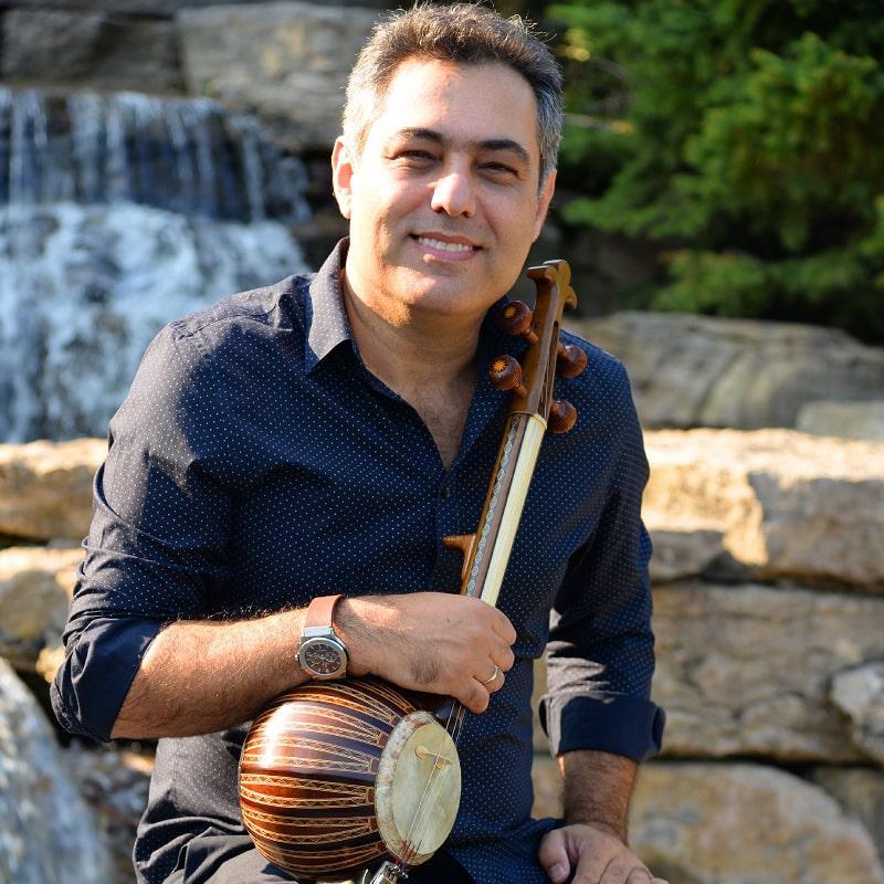 Kourosh Babaei